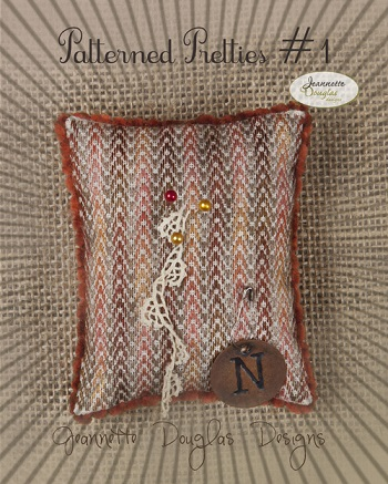 Jeannette Douglas Designs Patterned pretties #1