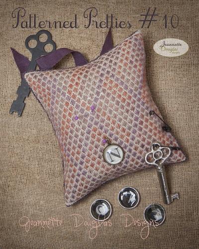 Jeannette Douglas Designs Patterned Pretties #10