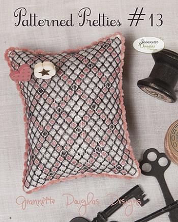 Jeannette Douglas Designs Patterned Pretties #13