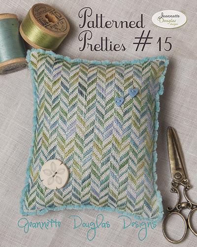 Jeannette Douglas Designs Patterned Pretties #15