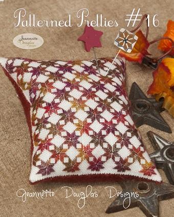 Jeannette Douglas Designs Patterned Pretties #16