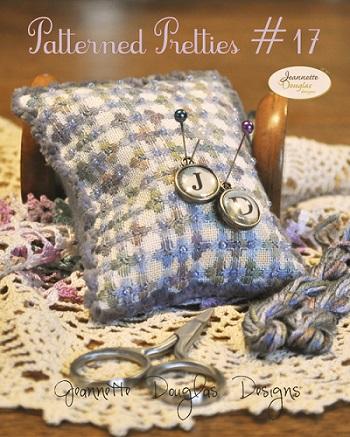 Jeannette Douglas Designs Patterned Pretties #17