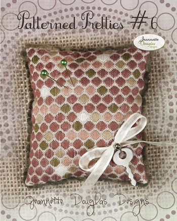 Jeannette Douglas Designs Patterned pretties #6
