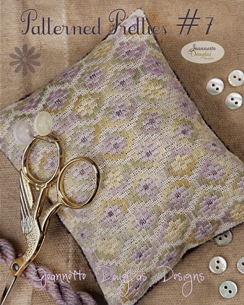 Jeannette Douglas Designs Patterned pretties #7