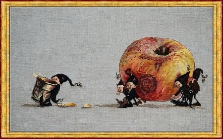 Nimue Pomme a Cidre
