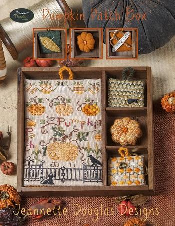 Jeannette Douglas Designs Pumpkin Patch Box