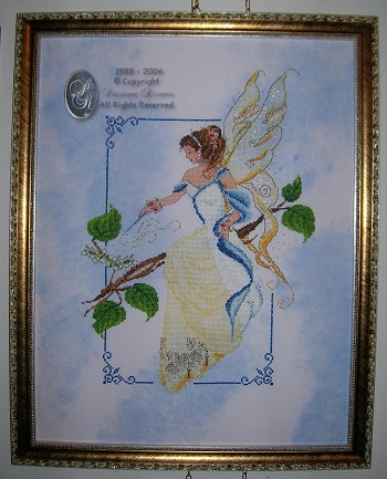 Passione Ricamo,RL16,Summer Fairy Spirit