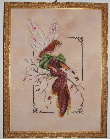 Passione Ricamo,RL17,Autumn Fairy Spirit