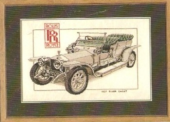 Heritage Rolls Royce