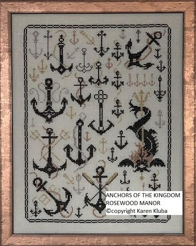Rosewood Manor Anchors of the Kingdom