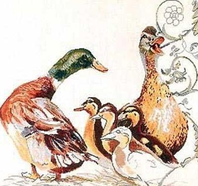 DMC XC0973A Ducks