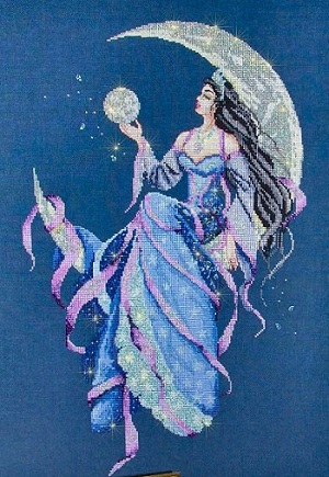 Selene- the Moon Goddes