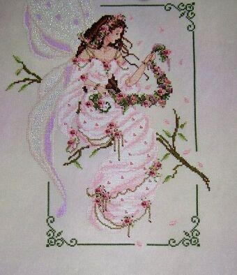 Passione Ricamo,RL10,Spring Fairy Fae