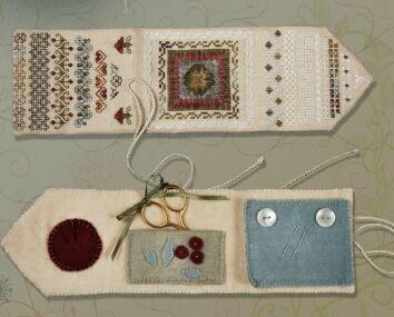 Stitcher's needlebook