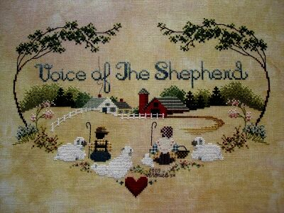 Butternut Road TG35 Voice of the Shepherd