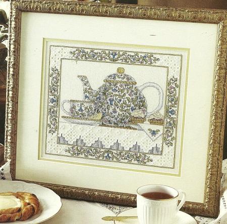 Tea scene,Teresa Wentzler