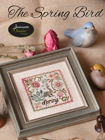 Jeannette Douglas Designs The Spring Bird