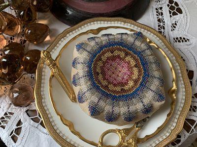 Reflets de Soie Blue sunflower