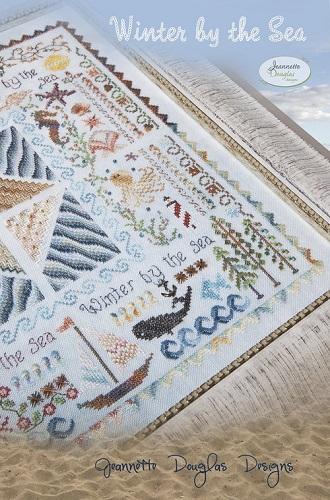 Jeannette Douglas Designs Winter By The Sea - Seasonal Set 4