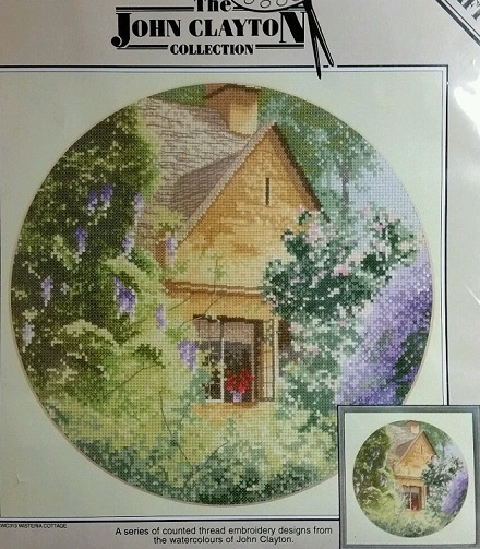 Heritage Crafts Wisteria cottage