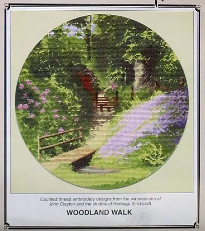 Heritage Crafts Woodland walk