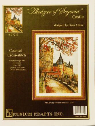 Kustom Krafts 97713 Alcazar of Segovia Castle
