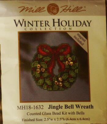 Mill Hill MH 181632 Jingle Bell Wreath