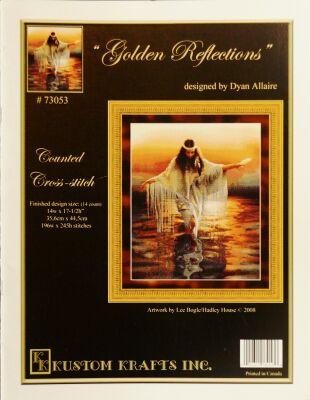 Kustom krafts 73053 Golden Reflections