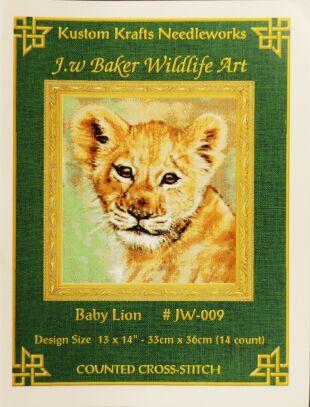 Kustom krafts JW009 Baby Lion