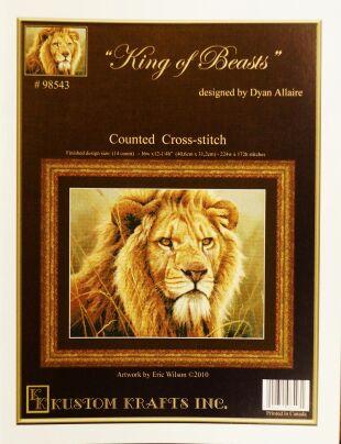Kustom krafts 98543 King of Beasts