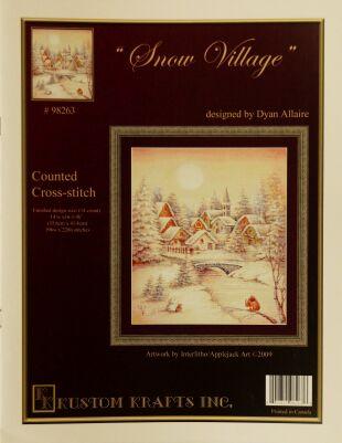 Kustom krafts 98263 Snow Village