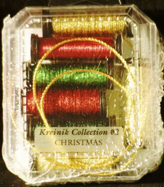 Kreinik collection 2 Christmas