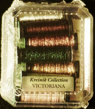 Kreinik collection Victoriana