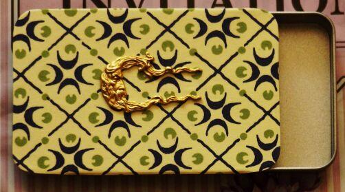 Gold Wind Needle box