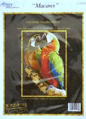 Kustom Krafts 20223 Macaws