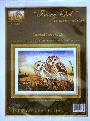 Kustom Krafts 20763 Tawny Owls