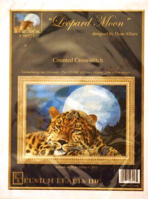 Kustom Krafts 98923 Leopard Moon
