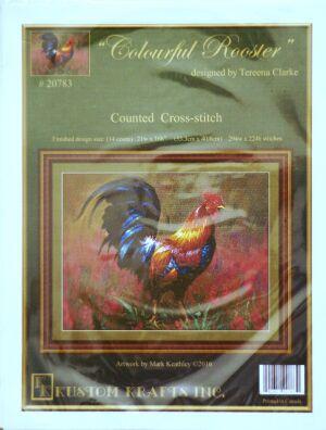 Kustom Krafts 20783 Colorful Rooster
