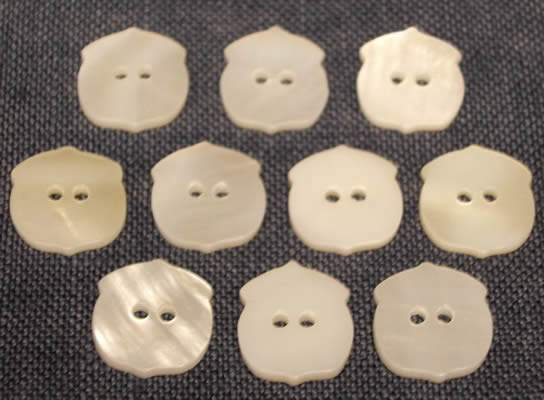 Mini-Acorn buttons