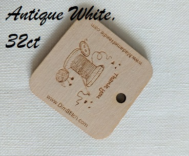 3609101 Antique White 32ct