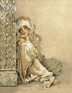 Lanarte PN 8001 Arabian Woman