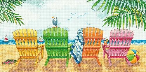 Dimensions 35325 Beach chairs