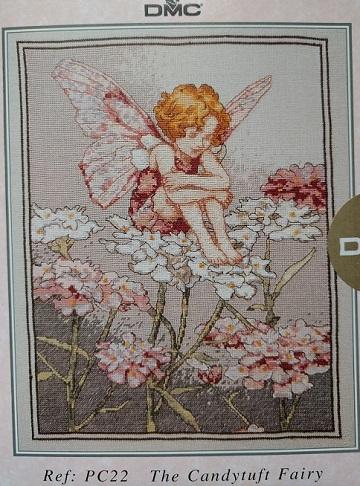DMC Candytuft Fairy