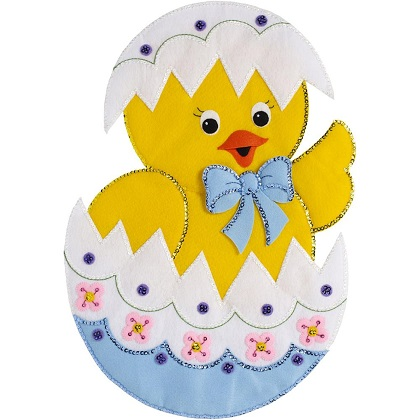 Bucilla 86758 Easter Chick