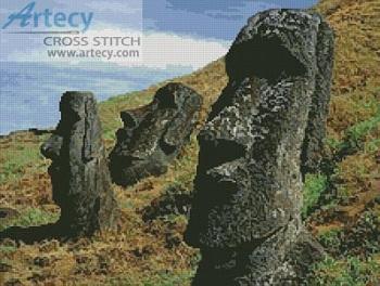 Kustom Krafts 2043 Easter Island
