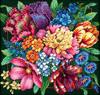 Dimensions 20011 Floral splendor