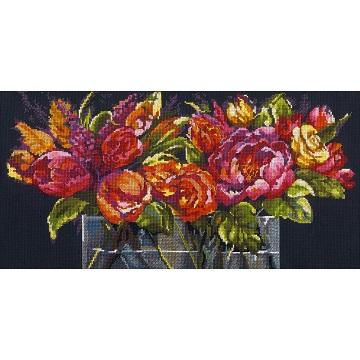 Dimensions 70-35364 Flowers of Joy