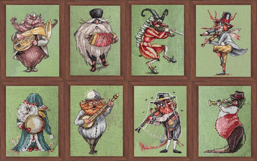 Nimue Robin's Orchestra (8)