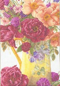 Thea Gouverneur GOK3019 Roses