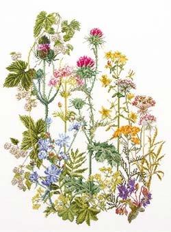 Thea Gouverneur GOK424 Wild Flowers